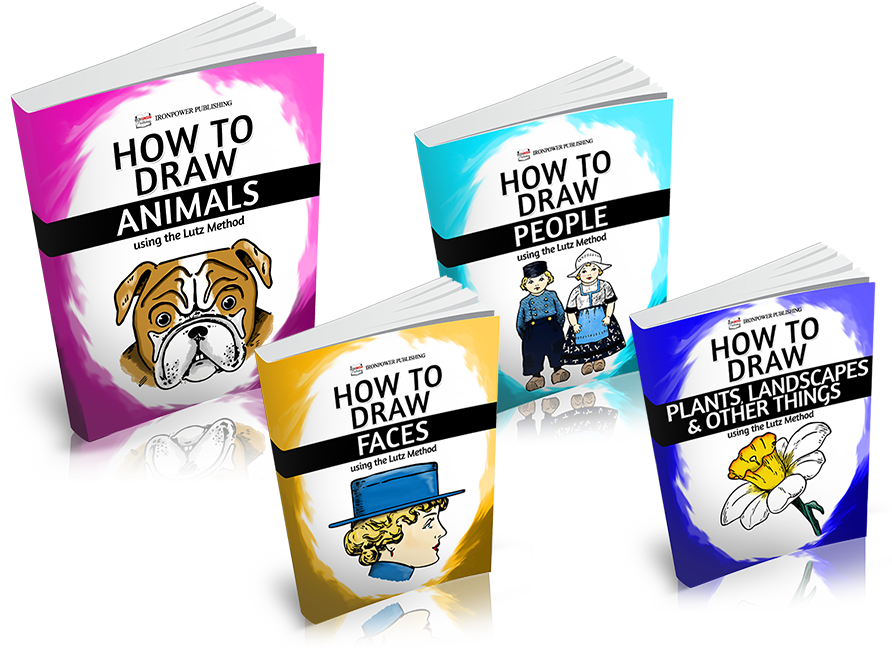 How to Draw e-book Series